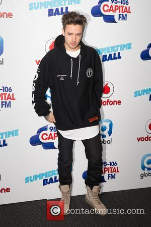 Liam Payne at Capital's Summertime Ball held at the Wembley Stadium - London, United Kingdom - Saturday 10th June 2017