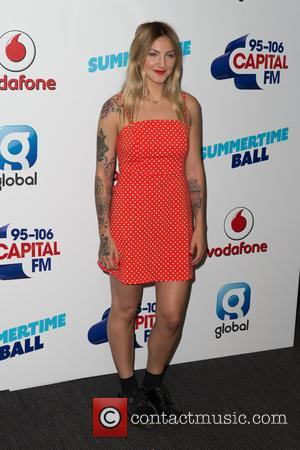 Julia Michaels at Capital's Summertime Ball held at the Wembley Stadium - London, United Kingdom - Saturday 10th June 2017