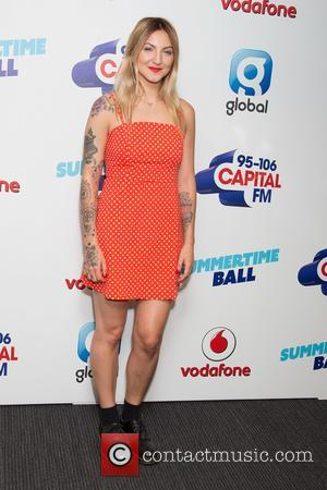 Julia Michaels at the 2017 Capital Summertime Ball sponsored by Vodaphone held at Wembley Stadium - London, United Kingdom -...