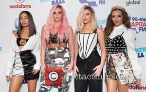 Leigh-anne Pinnock, Jesy Nelson, Perrie Edwards and Jade Thirlwall
