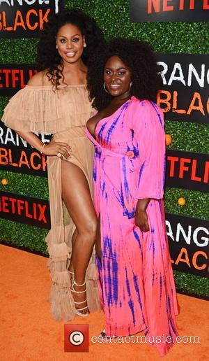 Laverne Cox and Danielle Brooks