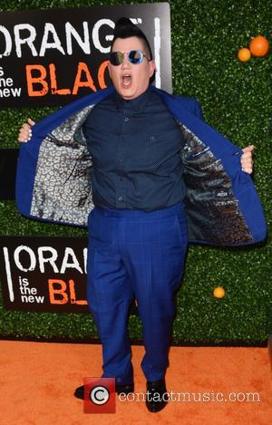 Lea Delaria at the premiere of the fifth season of Orange is The New Black - New York, United States...
