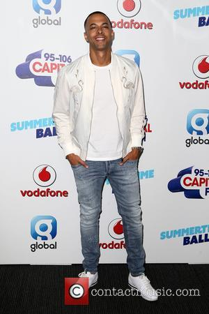 Marvin Humes at Capital's Summertime Ball held at the Wembley Stadium - London, United Kingdom - Saturday 10th June 2017