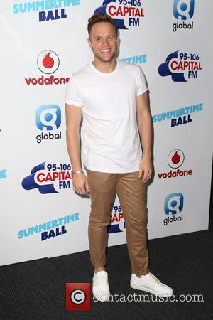 Olly Murs at Capital's Summertime Ball held at the Wembley Stadium - London, United Kingdom - Saturday 10th June 2017