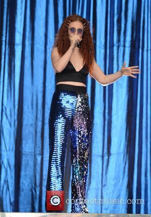 Jess Glynne performs on the main stage at Parklife Festival, Heaton Park,  Manchester, United Kingdom - Sunday 11th June...