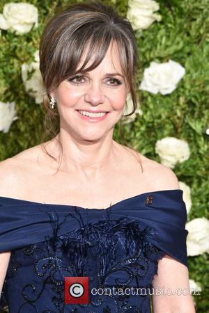 Sally Fields on the red carpet at the 71st Tony Awards held Radio City Music Hall - Manhattan, New York,...