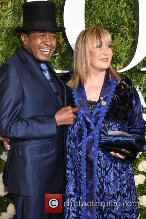 Ben Vereen and Wife