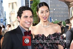 Zac Posen and Guest