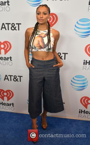 Kat Graham seen at the 2017 iHeartSummer event held at Fontainebleau - Miami Beach, Florida, United States - Sunday 11th...