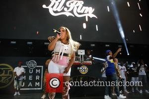 Lil Kim and Young MA at Hot 97's Summerjam 2017 held at the Metlife Stadium - East Rutherford, New Jersey,...