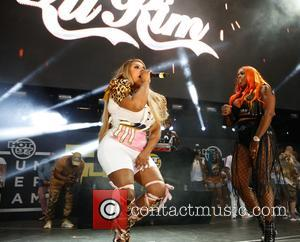 Lil Kim and Remy Ma