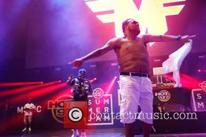 Fatman Scoop at Hot 97's Summerjam 2017 held at the Metlife Stadium - East Rutherford, New Jersey, United States -...