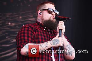 Rag'N'Bone Man performs live at Isle Of Wight Festival 2017 - Isle Of Wight, United Kingdom - Monday 12th June...