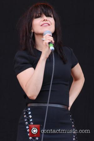 Imelda May performs live at Isle Of Wight Festival 2017 - Isle Of Wight, United Kingdom - Monday 12th June...