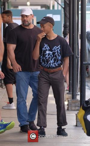 Jayden Smith out and about in SOHO - Manhattan, New York, United States - Monday 12th June 2017