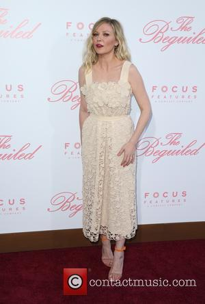 Kirsten Dunst at the U.S. Premiere Of
