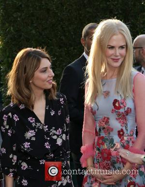 Sofia Coppola and Nicole Kidman