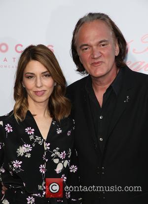 Sofia Coppola and Quentin Tarantino