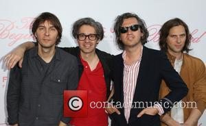 Phoenix, Thomas Mars, Laurent Brancowitz and Christian Mazzalai