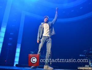 Chance The Rapper performing at American Airlines Arena - Miami, Florida, United States - Tuesday 13th June 2017