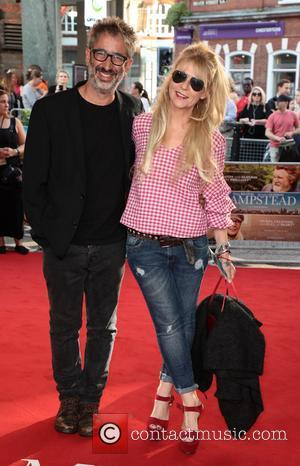 David Baddiel and Morwenna Banks