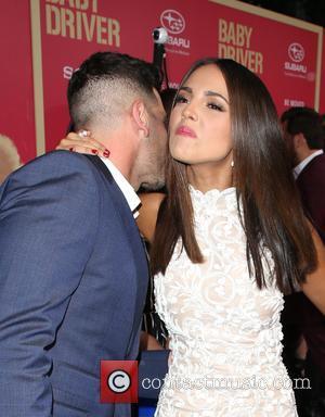 Jon Bernthal and Eiza Gonzalez