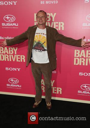 Flea at the premiere of Sony Pictures' 'Baby Driver' held at Ace Hotel - Los Angeles, California, United States -...