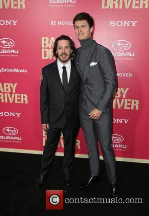 Edgar Wright at the premiere of Sony Pictures' 'Baby Driver' held at Ace Hotel - Los Angeles, California, United States...