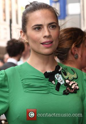 Hayley Atwell at the Hamlet press night held at The Harold Pinter Theatre, Panton Street - London, United Kingdom -...