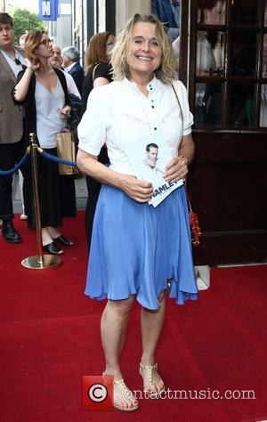 Sinéad Cusack at the Hamlet press night held at The Harold Pinter Theatre, Panton Street - London, United Kingdom -...