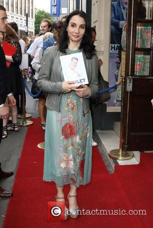 Tamara Rojo at the Hamlet press night held at The Harold Pinter Theatre, Panton Street - London, United Kingdom -...
