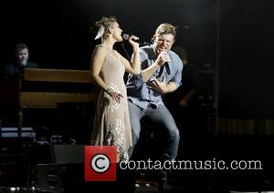 Nashville, Clare Bowen and Chris Carmack