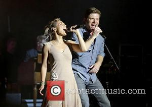 Nashville, Clare Bowen and Chris Carmack