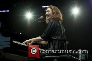 Regina Spektor performs at Monterey Pop Festival 2017 - Los Angeles, California, United States - Saturday 17th June 2017