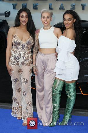 Stooshe at the Transformers: The Last Knight world premiere - London, United Kingdom - Sunday 18th June 2017