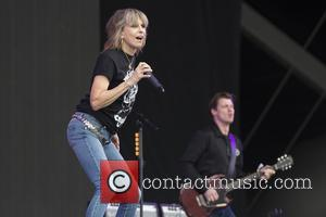 Chrissie Hyndes and The Pretenders