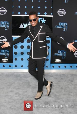 Maxwell at the 2017 BET Awards held at the Microsoft Theater - Los Angeles, California, United States - Sunday 25th...