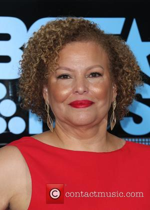 Debra L. Lee at the 2017 BET Awards held at the Microsoft Theater - Los Angeles, California, United States -...