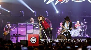 Steven Tyler, Joe Perry, Brad Whitford, Tom Hamilton and Joey Kramer