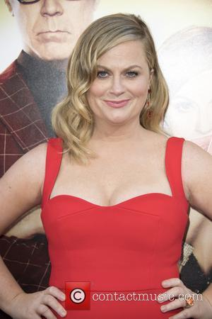 Amy Poehler at the Los Angeles premiere of 'The House' held at TCL Chinese Theatre - Los Angeles, California, United...