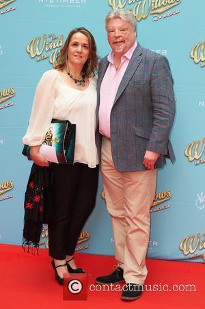 Lucy Weston and Simon Weston