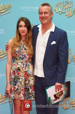 Stephen Tompkinson attends the red carpet for 'The Wind in the Willows' press night held at the London Palladium -...