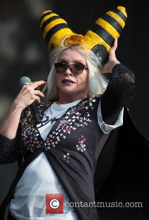 Deborah Harry on stage at British Summer Time 2017 held at Hyde Park - London, United Kingdom - Friday 30th...