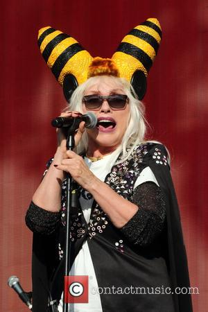 Debbie Harry and the rest of Blondie perform at British Summer Time 2017 held at Hyde Park - London, United...
