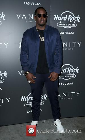 Puff Daddy Kicks Off 4th of July Weekend at Vanity Nightclub Inside The Hard Rock Hotel & Casino - Las...