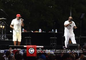 Boyz II Men at the Wawa Welcome America July 4th Concert held at the Philadelphia Museum of Art - Philadelphia,...