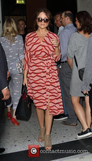 Emily Atack attends the Warner Music and GQ summer party held at Nobu, Shoreditch - London, United Kingdom - Wednesday...