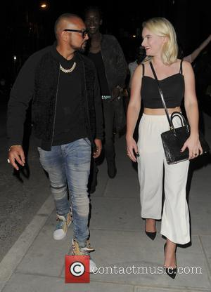 Sean Paul and Grace Chatto