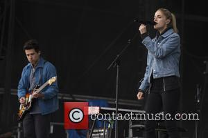 Hannah Reid, Dan Rothman and London Grammar