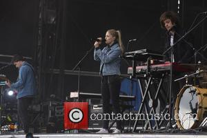 Dan Rothman, Hannah Reid, Dominic 'dot' Major and London Grammar